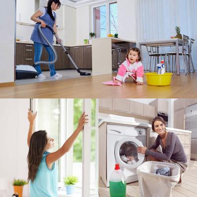 Как следует убирать дома, чтобы избежать аллергии?